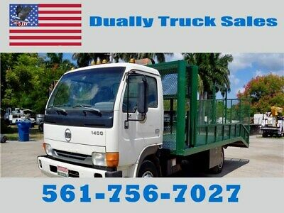 1998 Nissan Ud 1400 Landscaping Truck