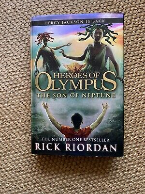 The Heroes of Olympus, Book Two the Son of Neptune by Rick Riordan Hardback 2011