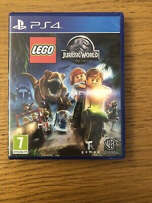 LEGO Jurassic World - Ps4 - Usato