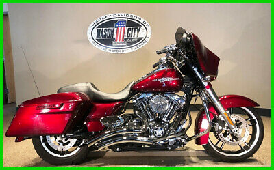 2014 Harley-Davidson Touring Street Glide® Special 2014 Harley-Davidson FLHX Street Glide Special Mysterious Red