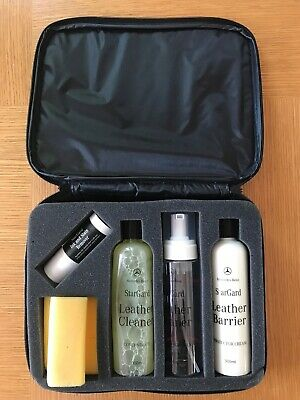 Mercedes Benz Star Guard Car Cleaning / Leather Valeting Kit