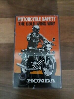 Honda Gold Wing Safety Cards 1980's