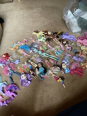 My Little Pony/barbie/bratz/polly Pocket Bundle Joblot