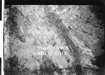 Org. WWII Photo: US Aerial Photograph; Germany, March 1944!