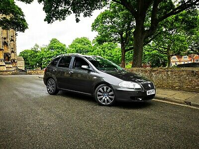 Fiat Croma 2.4Jtdm  Automatic Extensive Service History 250Bhp 400 Lbs/Ft Torque