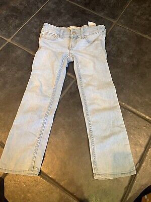 Abercrombie and fitch Girls Super Skinny Girls Jeans Age 4-5 Immac Next Day Post