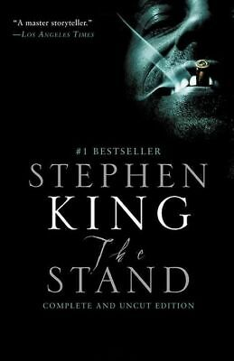 The Stand Complete & Uncut with Illustrations By Stephen King(P.D.F+E.P.U.B)