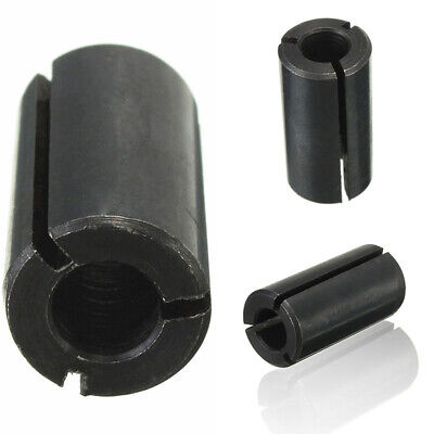 """1/2"""" to 1/4"""" Collet Adaptor Shank Reducer Sleeve Bit CNC Spindle Router Tool *US"""