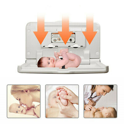 Baby Changing Table Kids Changing Dresser Nappy Station Unit Infant Care Changer