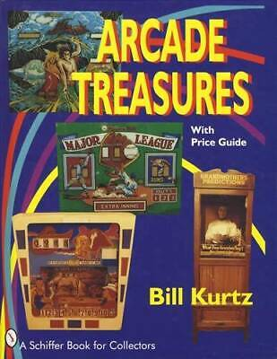 Vintage Arcade Collector Reference: Video, Pinball Machines & Other Games