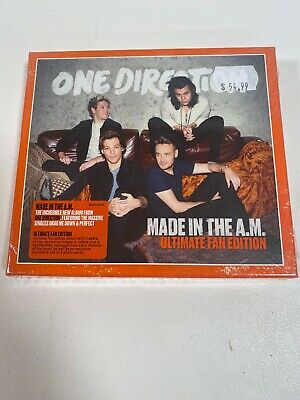 One DIRECTION-Made in the A.M. CD Ultimate Fan Edition NEW
