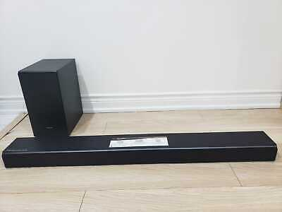 Samsung HW-N850 372W 5.1.2 Channel Dolby Atmos Sound Bar and Wireless Subwoofer