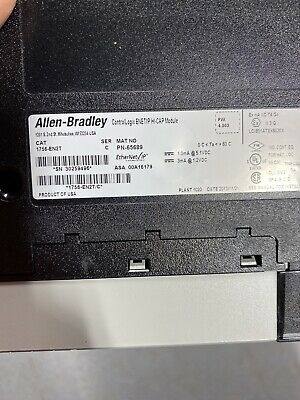 Allen-Bradley 1756-EN2T Communication Module