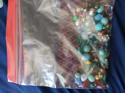 Small Bag Of Mixed Beads