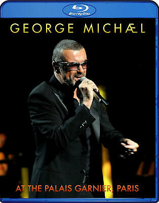 George Michael Live At Palais Garnier Paris Blu-Ray