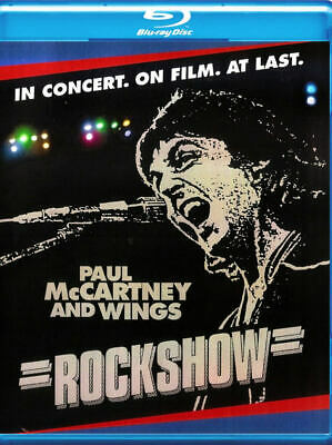 Paul McCartney And Wings Rockshow Blu-Ray