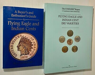 Two Works on Indian Cents - Bowers 8 Steve/Flynn