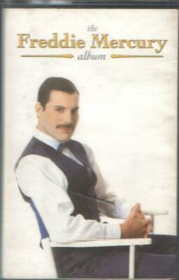 The Freddie Mercury Album (Queen) - Parlophone - 1992 - Uk - (Tape) - Nice Copy!