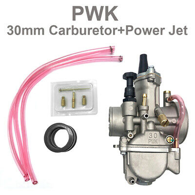 1 Box 30mm High Performance Carburetor W/ Power Jet For Motorcycle Scooter ATV