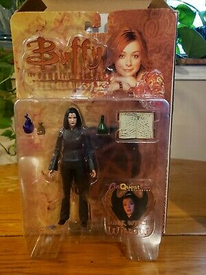 Buffy the Vampire Slayer action figures lot