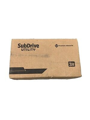NEW IN BOX Franklin Electric Subdrive Utility