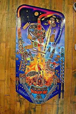 Dialed In - Jersey Jack Pinball - Playfield Laminate