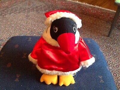 Christmas penguin made for eatons of Toronto Canada. Vintage