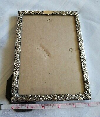 """Sterling Silver Frame by Aucello 7""""x5"""" , Free Shipping"""