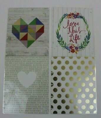 Me & My Big Ideas Create 365 Happy Planner Covers, Classic Size, 2 Covers!