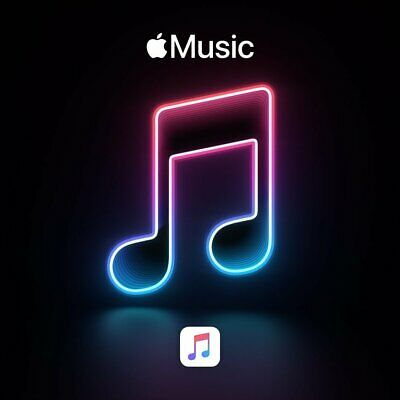 Apple Music 4 Months USA Code For New Users Digital Delivery READ DISCRIPTION