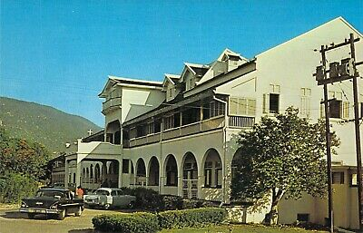 Kingston Jamaica ST JOSEPHS HOSPITAL  Dexter Press postcard H01