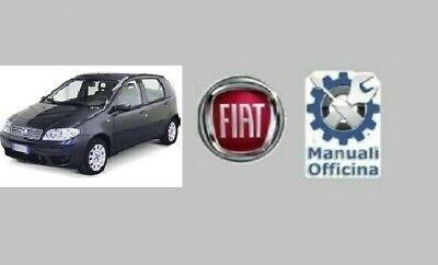 Manuale Officina Fiat Punto 188 Workshop Manual Service Wiring Diagrams