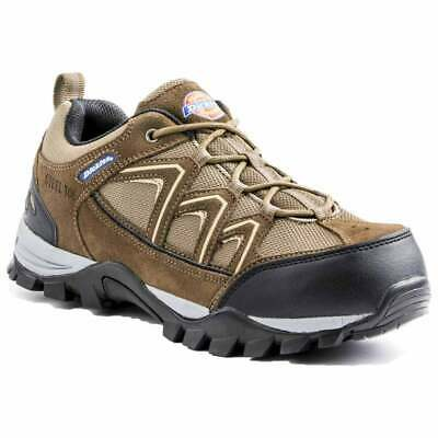 Dickies Solo Steel Toe and Electrical Hazard  Casual   Work & Safety Brown Mens