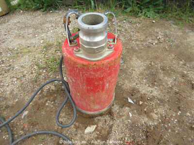 "2015 Multiquip ST2037 Submersible 2"" Centrifugal Water Pump Dewatering bidadoo"