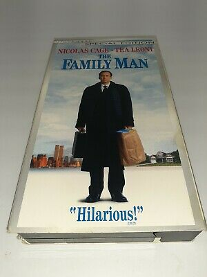The Family Man (VHS, 2001)