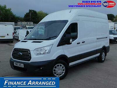 Ford Transit 2.2TDCi 125PS RWD L3H3 Trend AIR CON, SAT NAV, CRUISE CONTROL