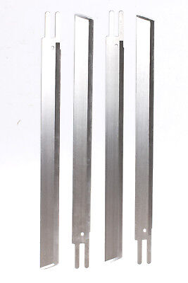 "Eastman Straight Cutting Machine 6"" Knife Blades - 12 Pack - US Seller"