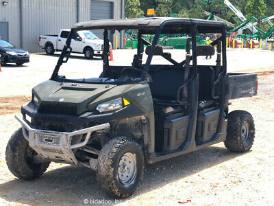 2015 Polaris R15RUAD1AA 4WD Industrial Equipment Cart Diesel -Parts/Repair