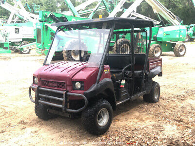 2015 Kawasaki 4010 4WD Diesel Industrial Utility ATV / UTV Cart -Parts/Repair