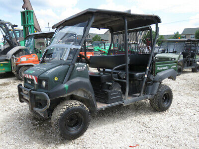 2014 Kawasaki KAF620R Mule 4010 4WD ATV UTV Side By Side Cart -Parts/Repair