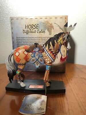 """Horse of a Different Color """"Dancer"""" original box with tag"""