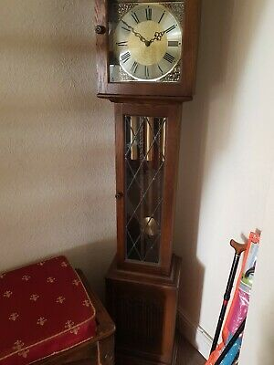 Old Charm Grandfather Clock