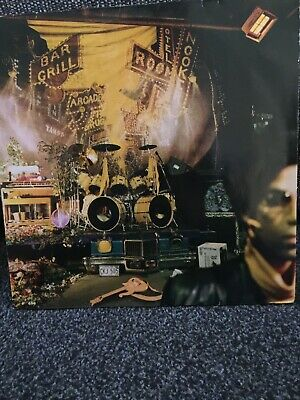 """Prince """"Sign Of The Times"""" 12"""" Record Vinyl Been In Storage 15 Years Like New"""