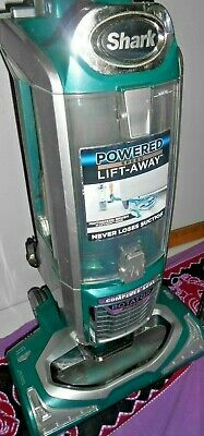 Shark Powered Lift Away Speed Rotator Upright Corded Vacuum 24 hour auction