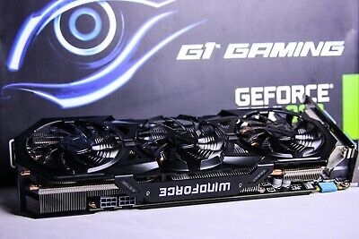 Gigabyte GTX 960 G1 Gaming Scheda Grafica Nvidia GeForce (Graphics Card, As New)