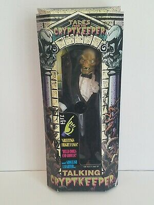 "Tales From The Cryptkeeper 12"" Talking Cryptkeeper Figure Ace"