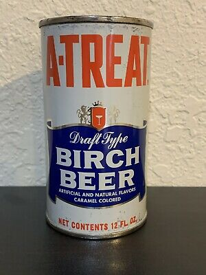 A-treat Birch Beer Can