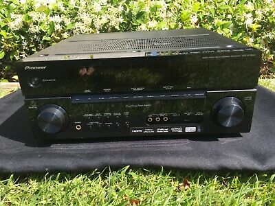 Pioneer VSX-1018AH Home Theater Receiver w/ (2) HDMI Cables