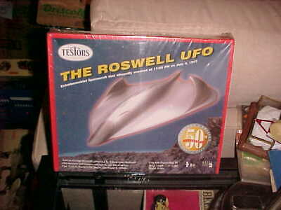 Testors-------50Th Anniversary, The Roswell Ufo