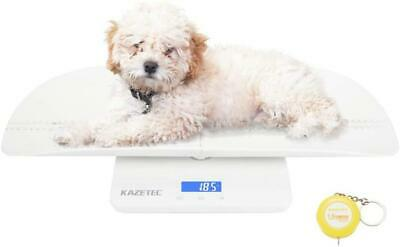Pet Scale, Multi-Function Baby Scale, Digital Toddler Scale with Hold Function,
